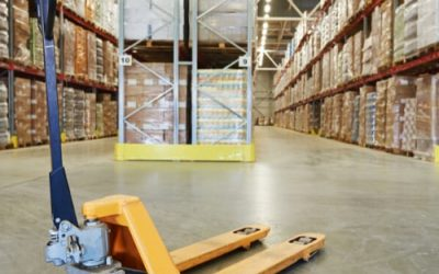 Key Factors to Consider When Purchasing Used Warehouse Equipment