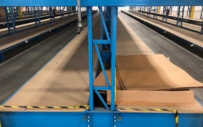 Used Warehouse Equipment Case Study on Automotive Slotting Solutions