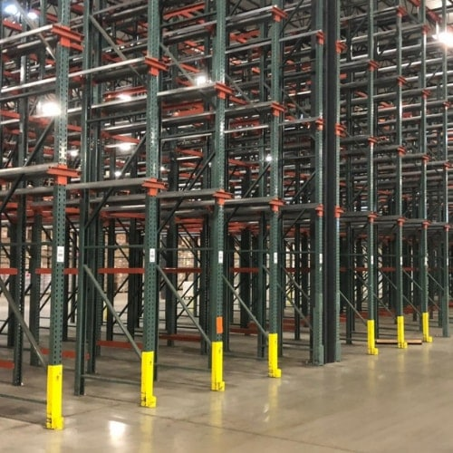 used drive-in pallet racks