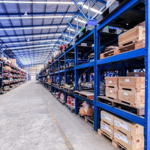 warehouse design and layout