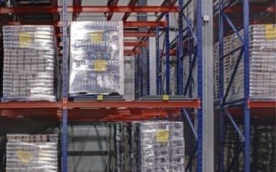 Equipment Case Study for Beverage Industry Storage Issue