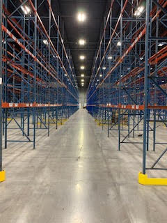 Structural Pallet Racking